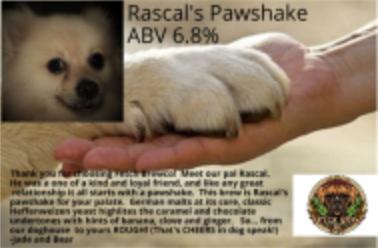 Rascal's Pawshake